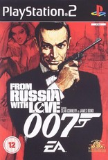 007: From Russia with Love - PS2 PrePlayed