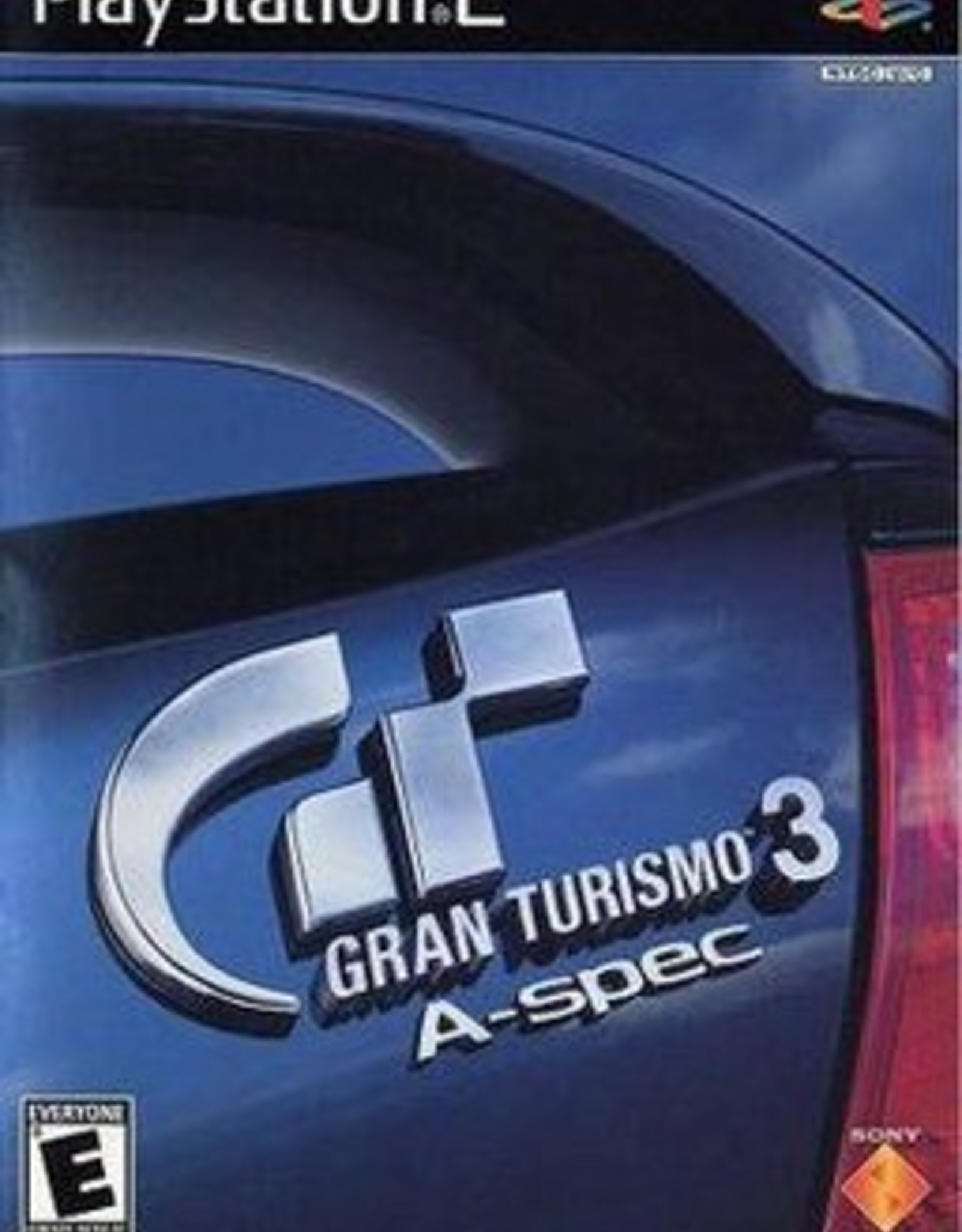 Gran Turismo 3 - PS2 PrePlayed