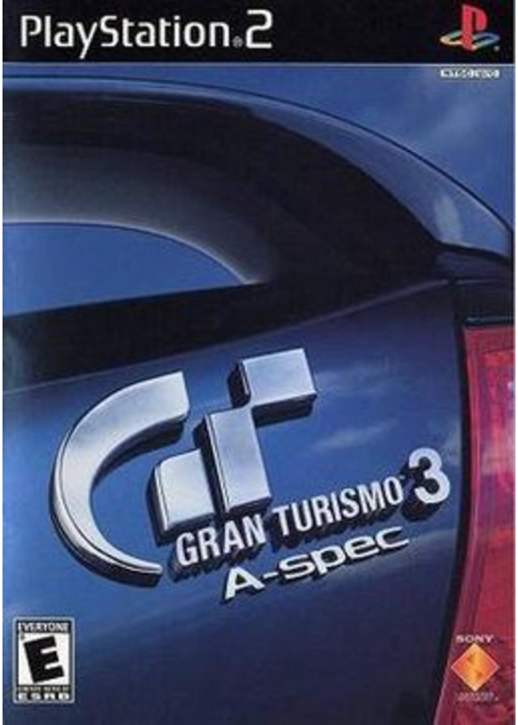 Gran Turismo 3 - PS2 PrePlayed