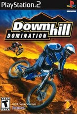 Downhill Domination - PS2 PrePlayed
