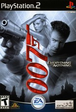 007: Everything or Nothing - PS2 PrePlayed