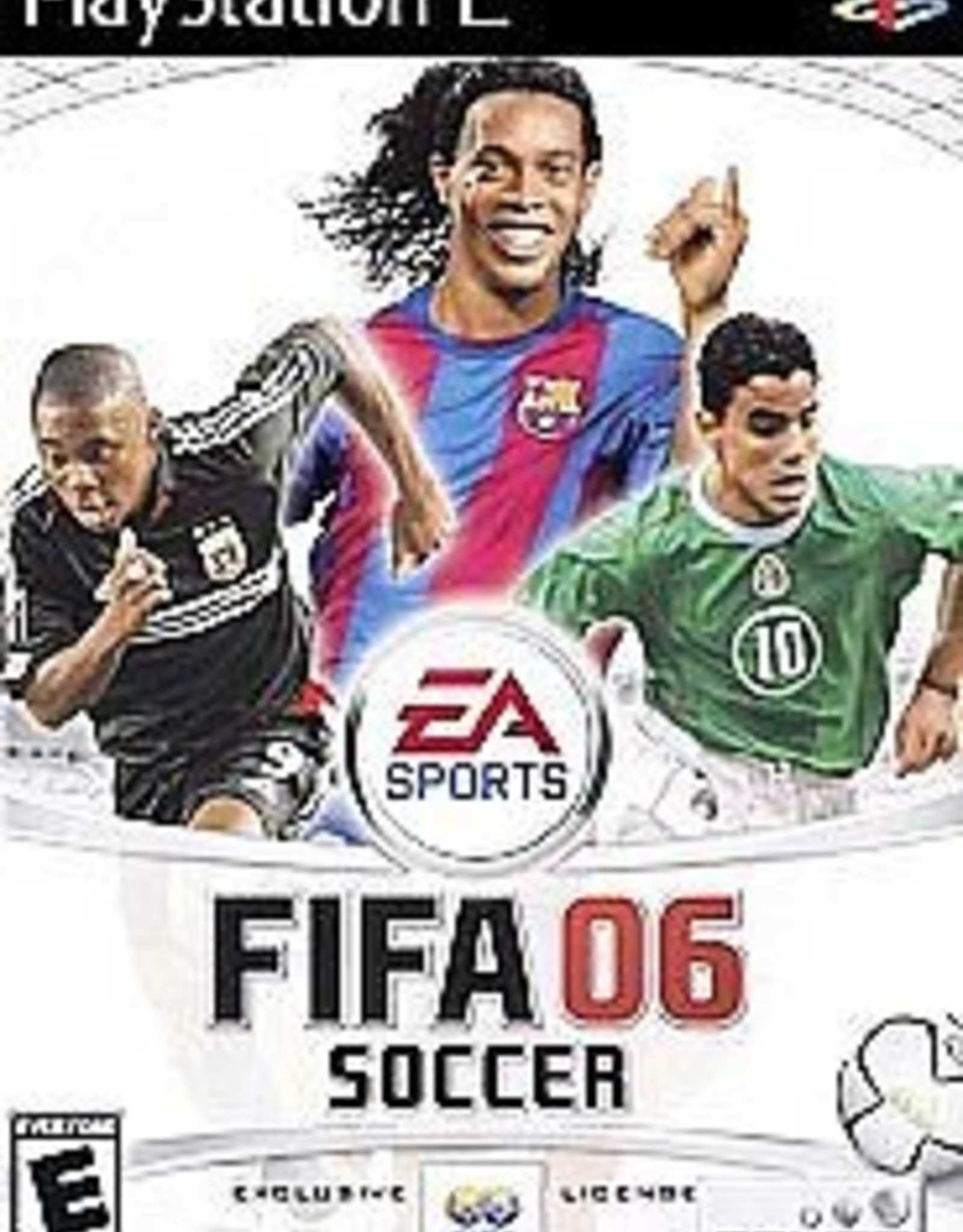 FIFA 2006 - PS2 PrePlayed