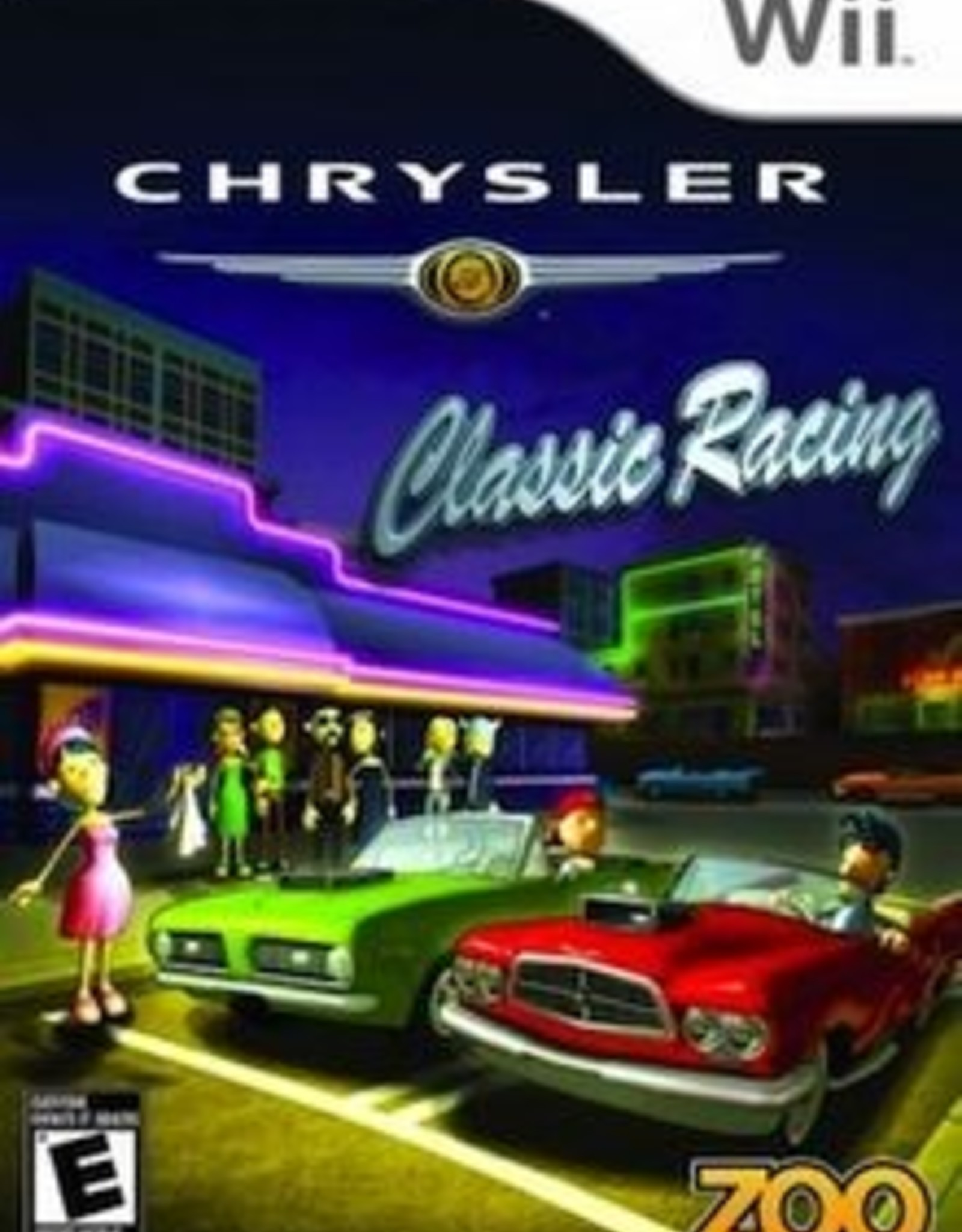Chrysler Classic Racing - WII NEW