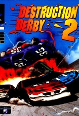 Destruction Derby 2 - PS1 PrePlayed