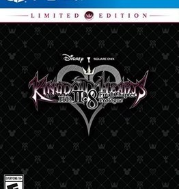 Kingdom Hearts HD 2.8 Limited Edition - PS4 NEW