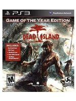 Dead Island Game of the Year Edition - PS3 NEW