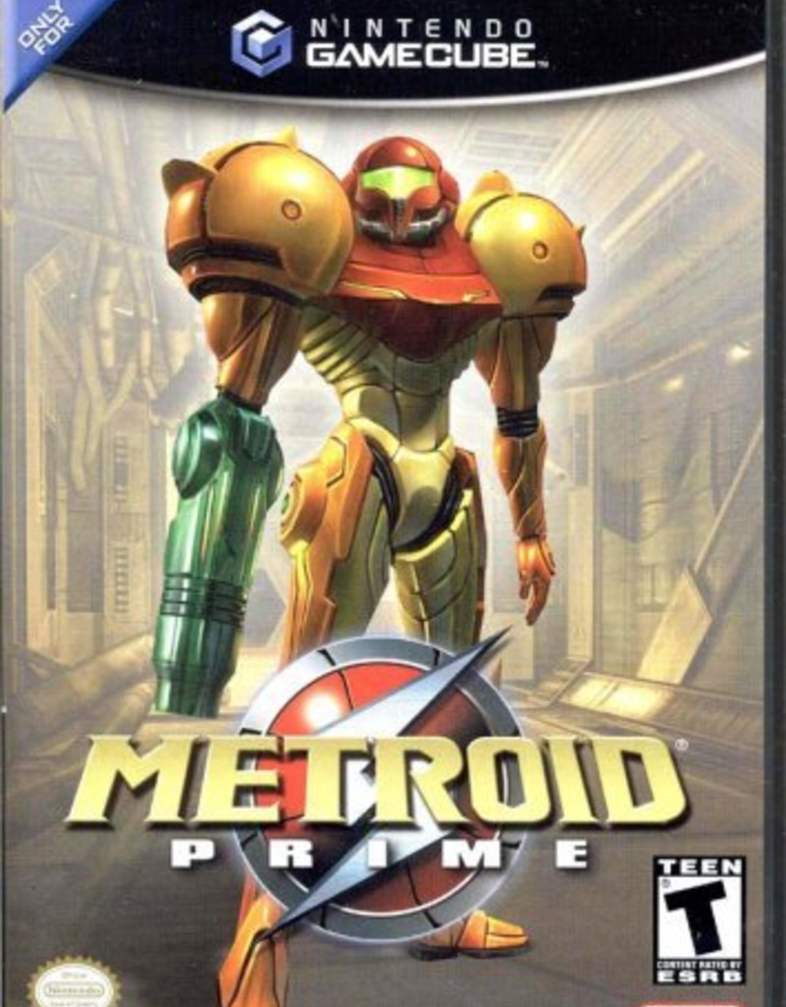 Metroid Prime - NGC PrePlayed