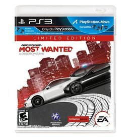 Need for Speed: Most Wanted - PS3 PrePlayed