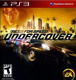 Need for Speed: Undercover - PS3 PrePlayed