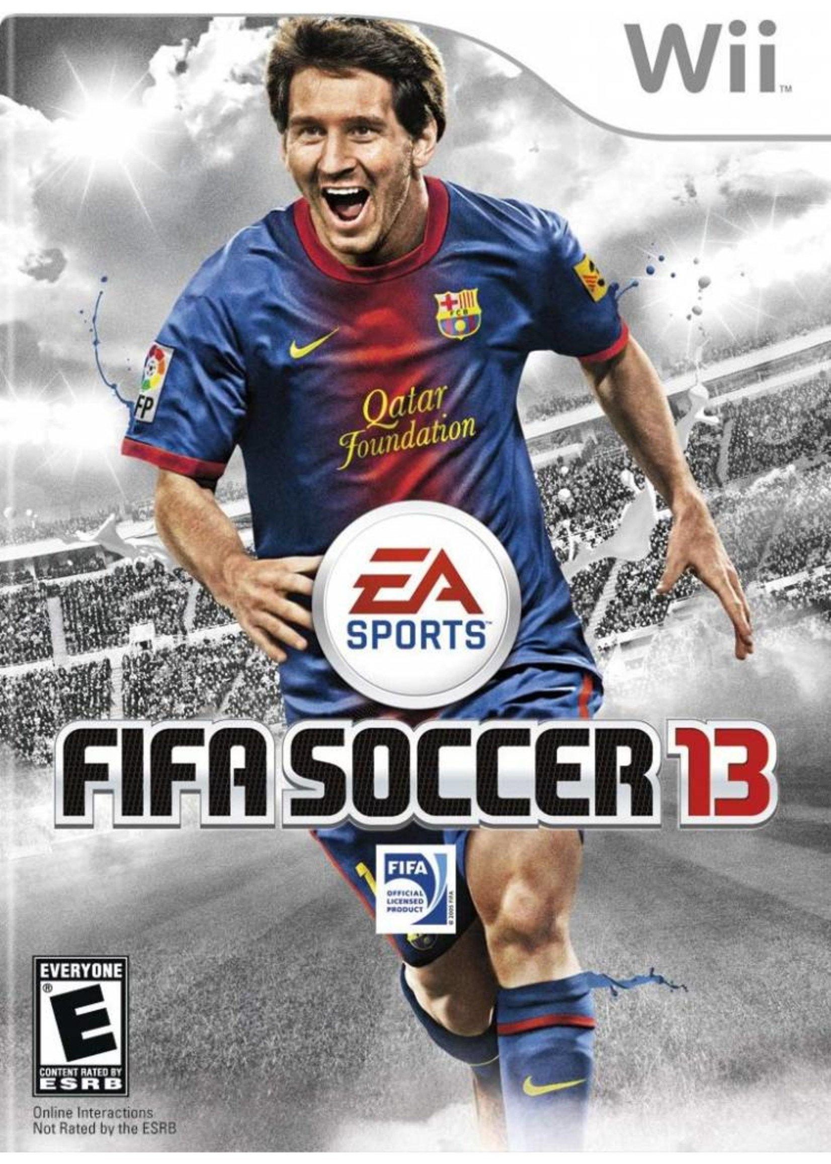 FIFA 13 - WII PrePlayed