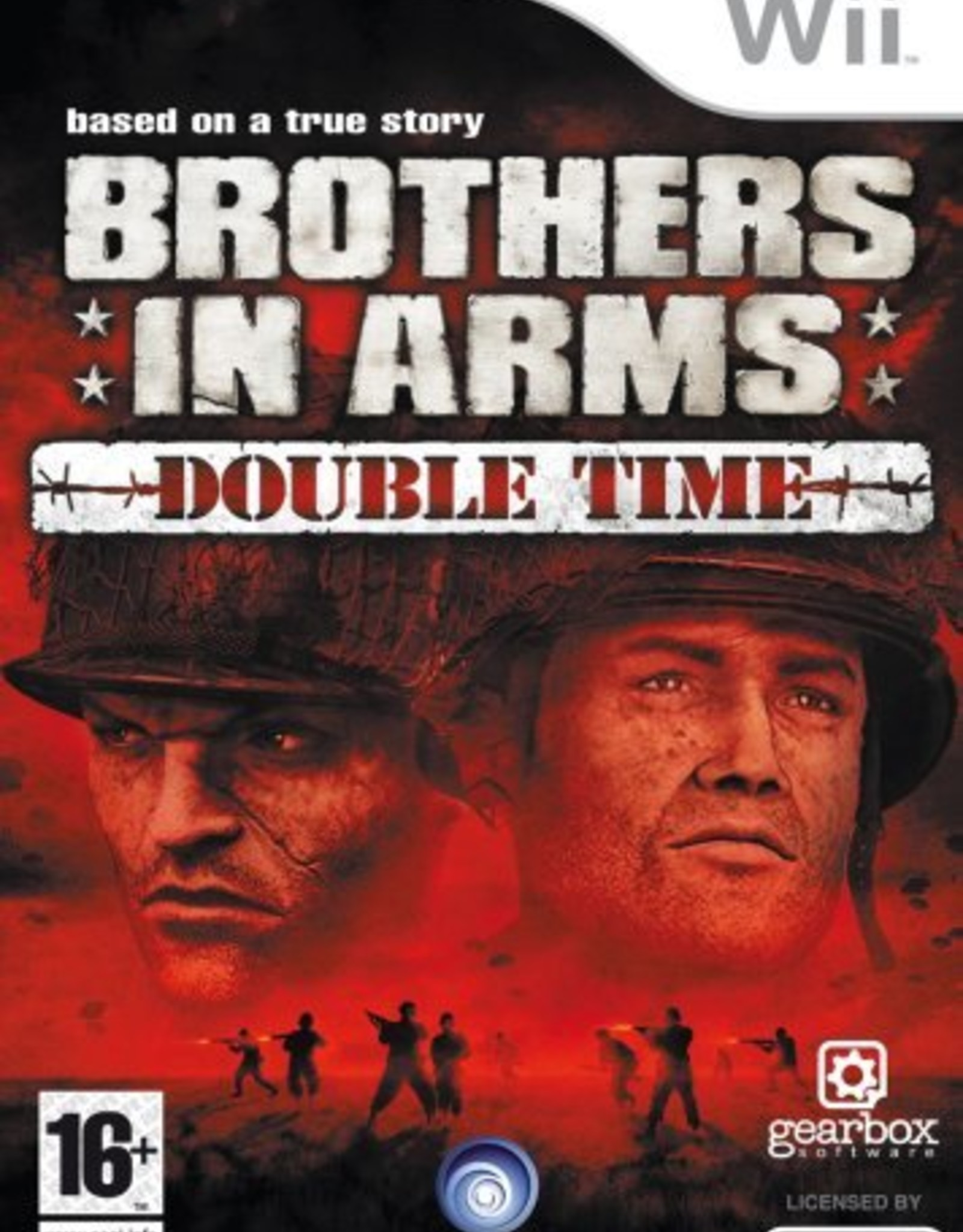 Brothers in Arms Double Time - WII PrePlayed