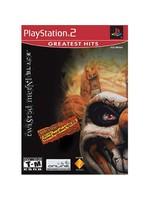 Twisted Metal Black - PS2 PrePlayed