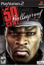 50 Cent Bulletproof - PS2 PrePlayed