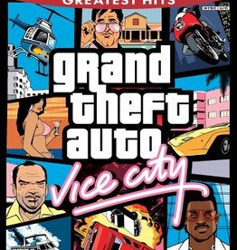 GTA Grand Theft Auto Vice City - PS2 PrePlayed
