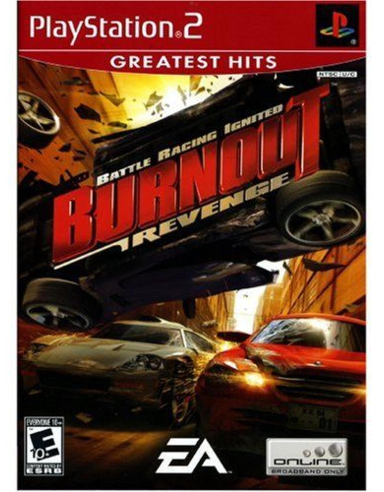 Burnout Revenge - PS2 PrePlayed