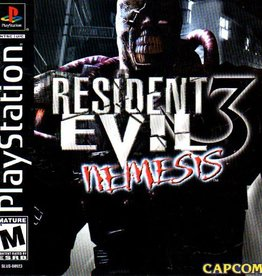 Resident Evil 3: Nemesis - PS1 PrePlayed