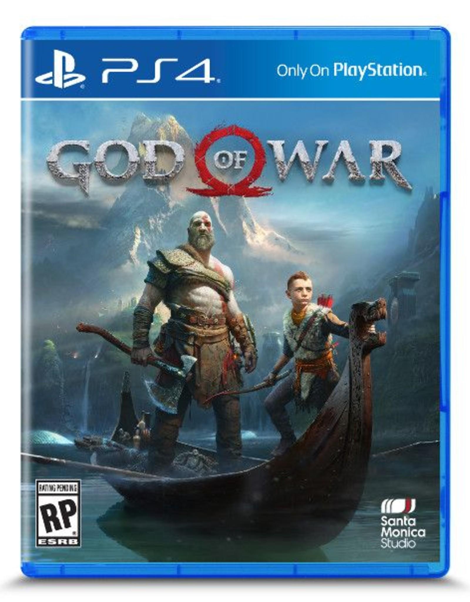 God of War - PS4 PrePlayed