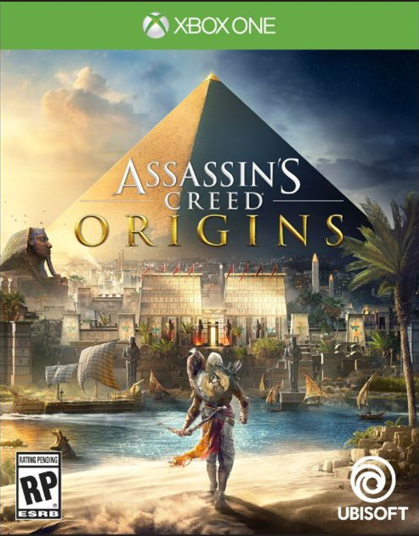Assassin's Creed Origins - XBOne PrePlayed