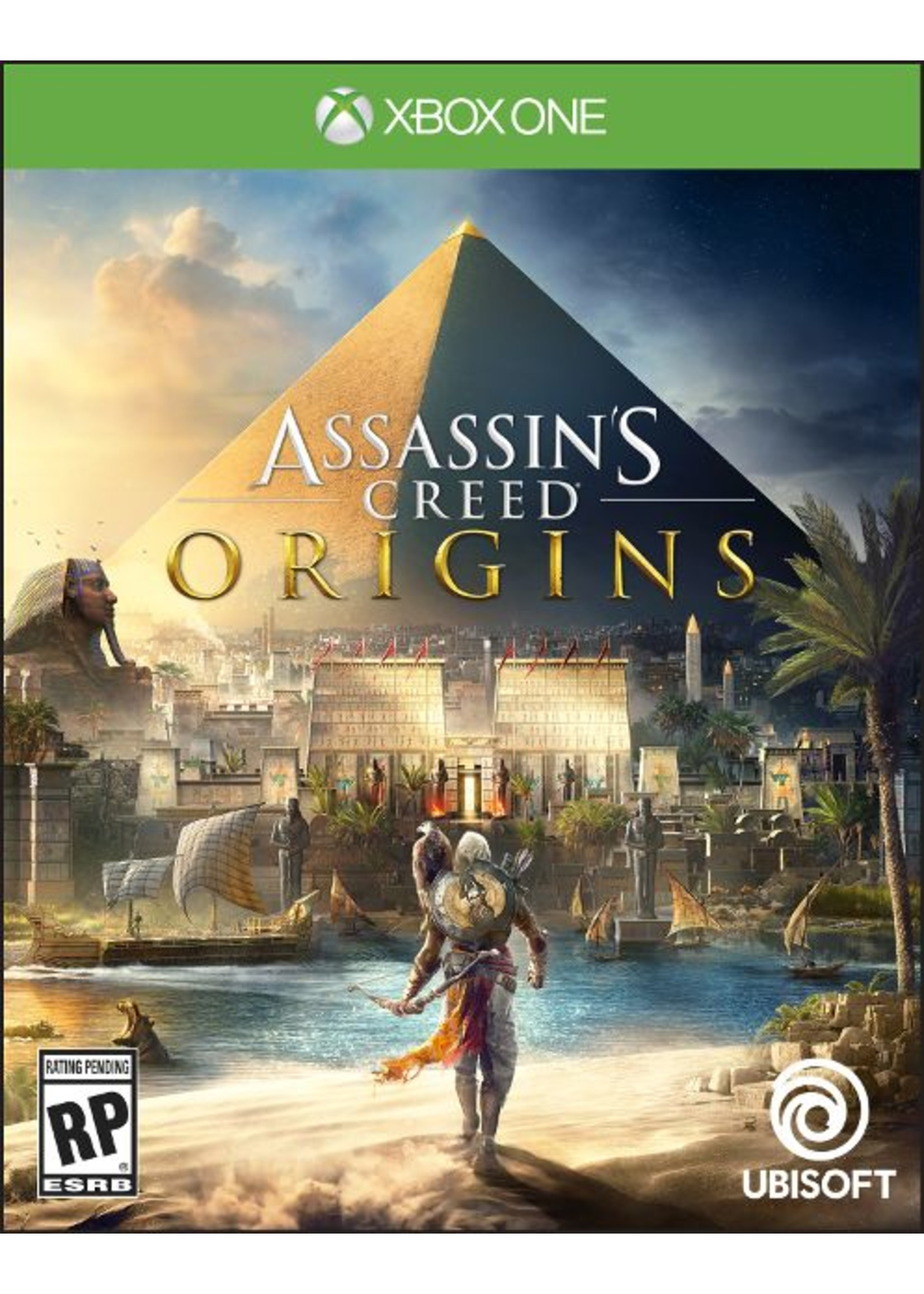 Assassin's Creed Origins - XBOne PrePlayed