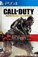 Call of Duty: Advanced Warfare Gold Edition - PS4 NEW