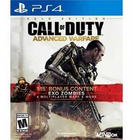Call of Duty: Advanced Warfare Gold Edition - PS4 NEW