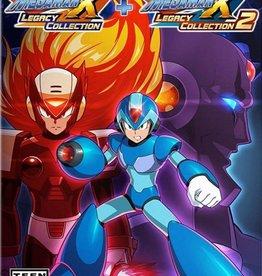 Mega Man X Legacy Collection 1+2 - SWITCH PrePlayed