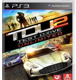 Test Drive Unlimited 2 - PS3 PrePlayed
