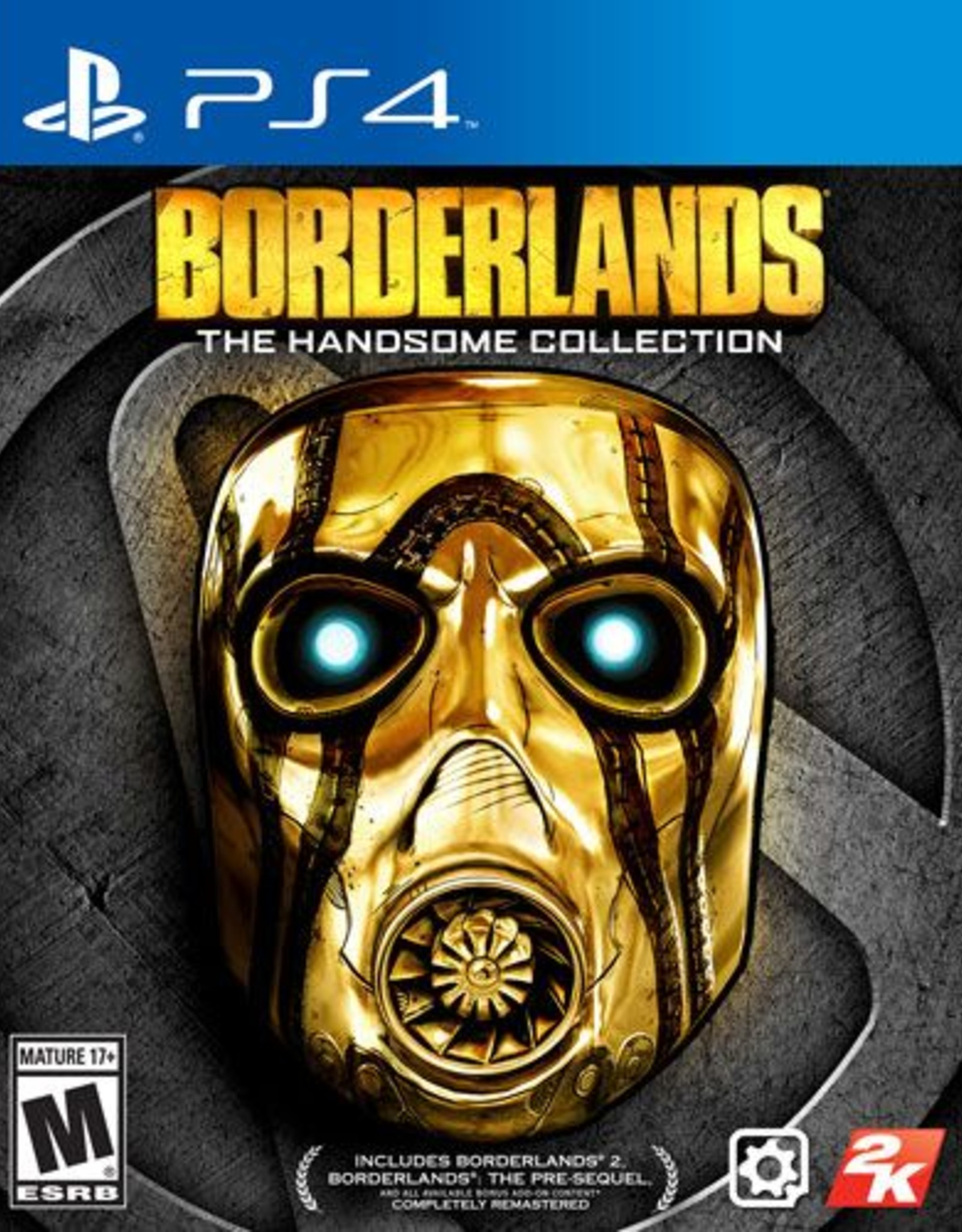 Borderlands: The Handsome Collection - PS4 PrePlayed