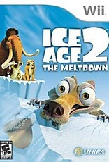 Ice Age 2 The Meltdown - WII NEW