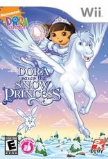 Dora saves the Snow Princess - WII NEW