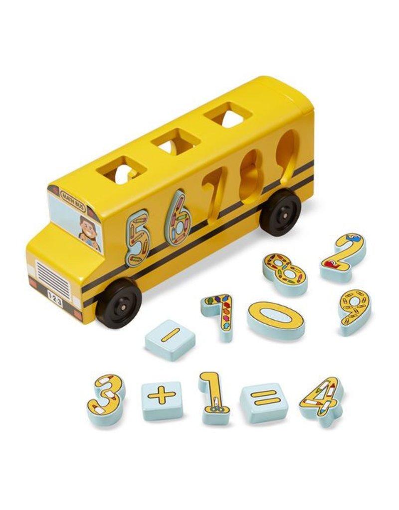 Melissa & Doug Math Bus