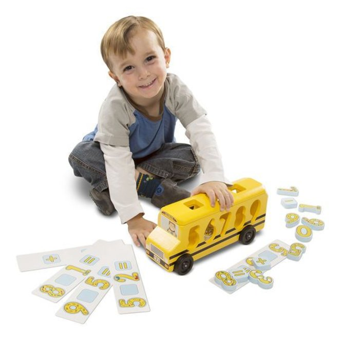 Melissa & Doug Math Bus