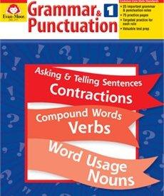 Evan-Moor Grammar & Punctuation- Grade 1