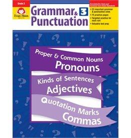 Grammar & Punctuation-Grade 3