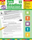 Evan-Moor Daily Reading Comprehension-Grade 6
