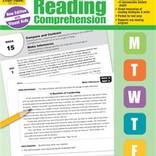 Daily Reading Comprehension-Grade 8