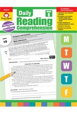 Daily Reading Comprehension-Grade 8