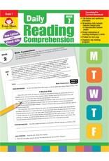 Daily Reading Comprehension-Grade 7