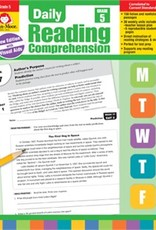 Daily Reading Comprehension- Grade 5