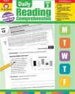 Evan-Moor Daily Reading Comprehension- Grade 3
