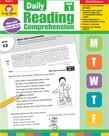 Evan-Moor Daily Reading Comprehension- Grade 1
