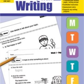 Daily 6 Trait Writing- Grade 1