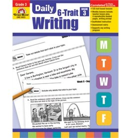 Daily 6 Trait Writing-Grade 3