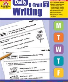 Evan-Moor Daily 6 Trait Writing-Grade 2