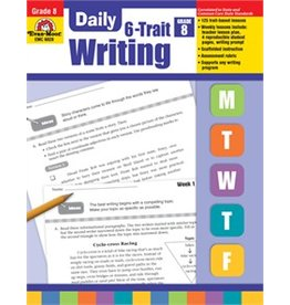 Daily 6 Trait Writing- Grade 8