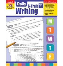 Daily 6 Trait Writing- Grade 7