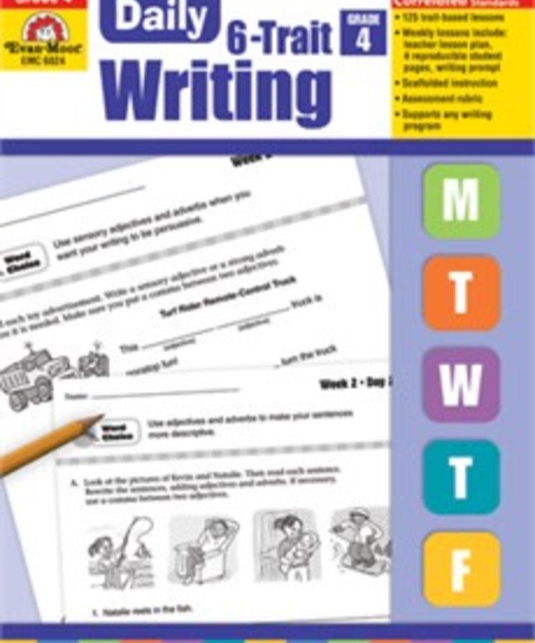 Daily 6 Trait Writing- Grade 4