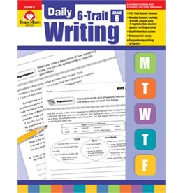 Daily 6 Trait Writing- Grade 6