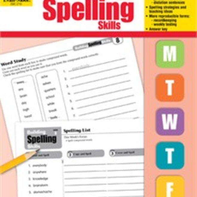 Building Spelling Skills- Grade 6
