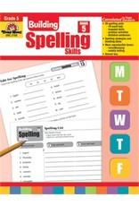 Building Spelling Skills- Grade 5